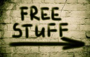 Find gratis ting og sager her