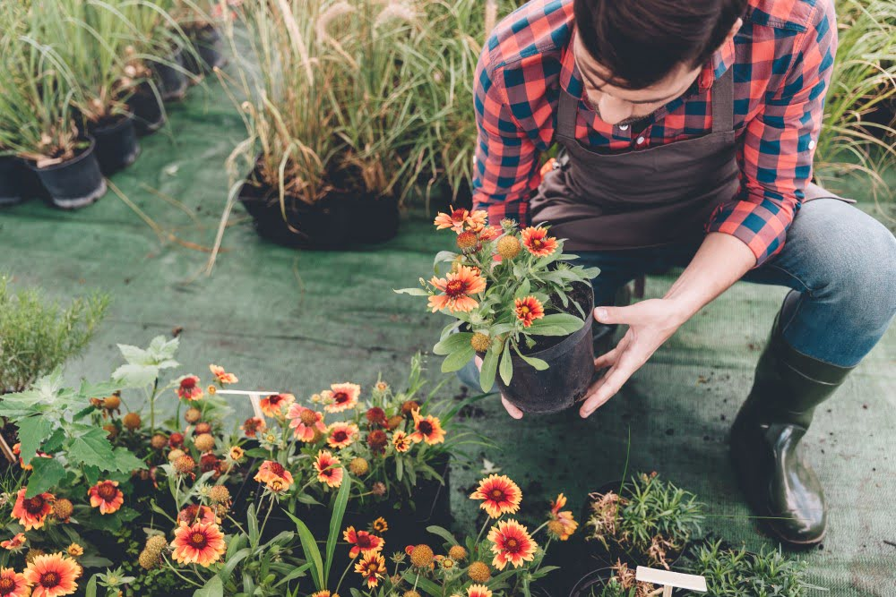 Lav en begivenhed ud af havearbejdet